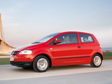 Volkswagen Fox 2005–09 pictures