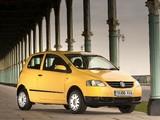 Volkswagen Fox UK-spec 2005–09 wallpapers