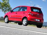 Volkswagen Fox Route 2007 images