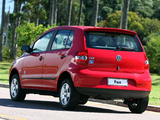 Volkswagen Fox Route 2007 photos