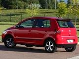 Volkswagen Fox Extreme 2008–09 images