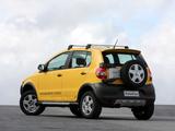 Volkswagen CrossFox 2008–09 wallpapers
