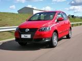 Volkswagen Fox Extreme 2008–09 wallpapers