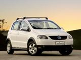 Volkswagen Fox Sunrise 2009 images