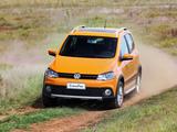 Volkswagen CrossFox 2009–12 images