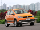 Volkswagen CrossFox 2009–12 photos