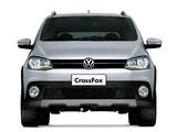 Volkswagen CrossFox 2009–12 pictures