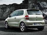 Volkswagen Fox Style 2009 wallpapers