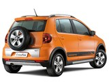 Volkswagen CrossFox 2009–12 wallpapers