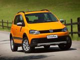 Volkswagen CrossFox 2012 images