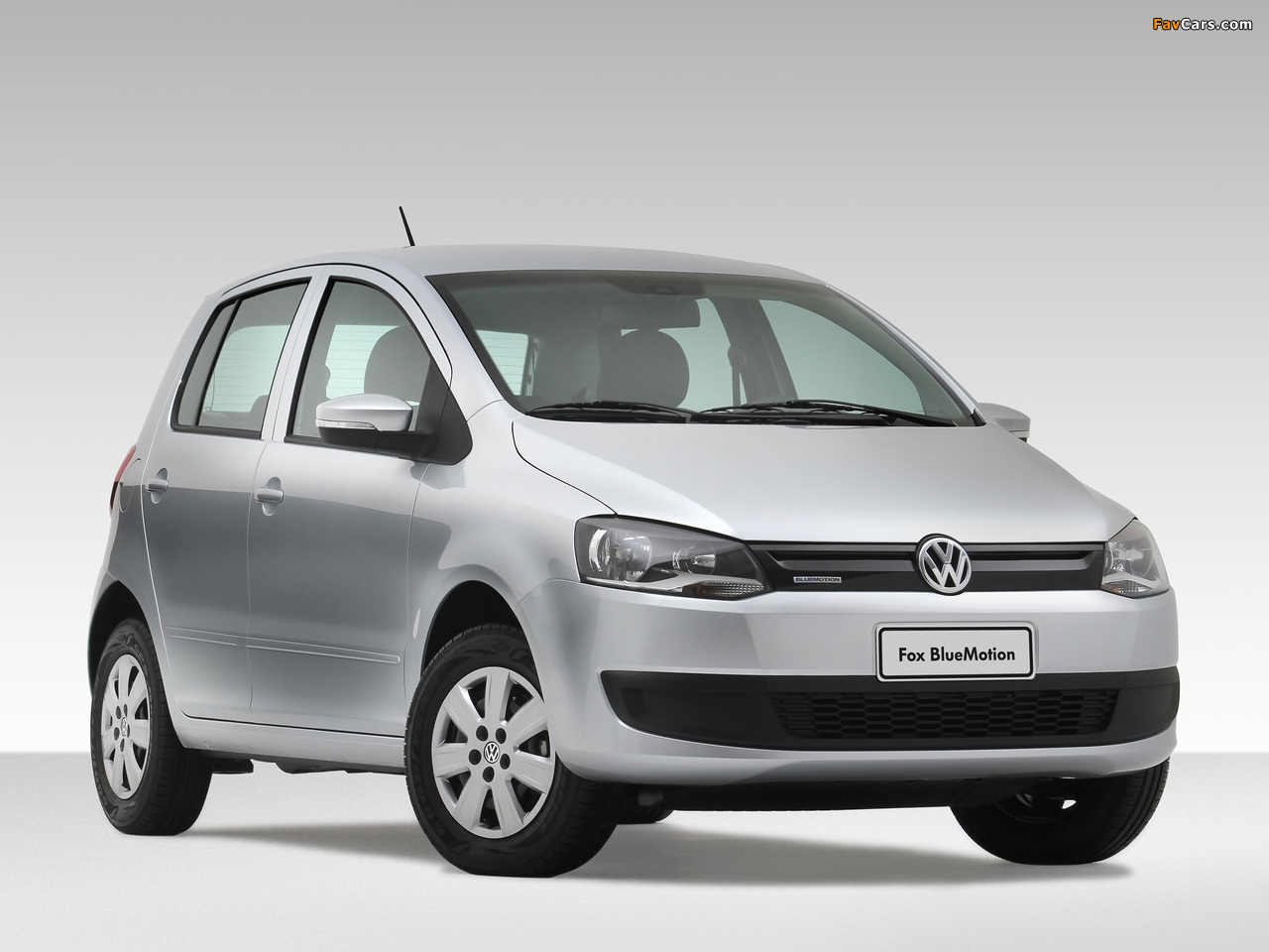 Volkswagen Fox BlueMotion 5-door 2012 images (1280 x 960)