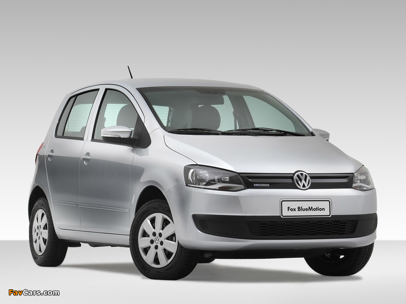 Volkswagen Fox BlueMotion 5-door 2012 images (800 x 600)