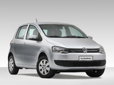 Volkswagen Fox BlueMotion 5-door 2012 images