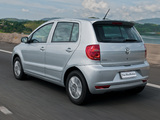 Volkswagen Fox BlueMotion 5-door 2012 photos