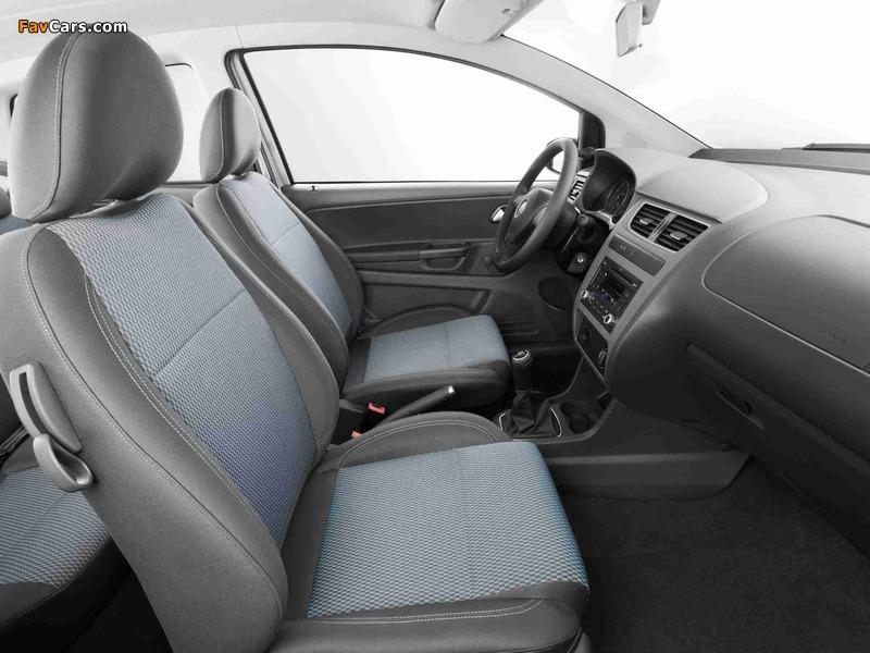 Volkswagen Fox BlueMotion 3-door 2012 pictures (800 x 600)
