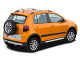 Volkswagen CrossFox 2012 pictures