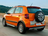 Volkswagen CrossFox 2012 wallpapers