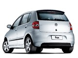 Volkswagen Fox Sportline 5-door 2007–09 wallpapers