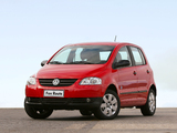 Volkswagen Fox Route 2007 wallpapers