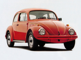 Pictures of Volkswagen Fusca 1993–96