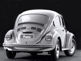 Volkswagen Fusca 1993–96 images