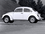 Volkswagen Fusca 1993–96 pictures