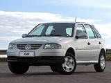 Images of Volkswagen Gol Trend 2008–12