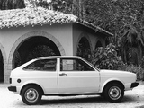 Photos of Volkswagen Gol 1980–86