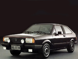 Photos of Volkswagen Gol GT 1984–86