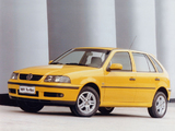 Photos of Volkswagen Gol Turbo 2000–03