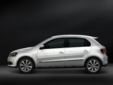 Photos of Volkswagen Gol Power 2012
