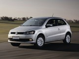 Pictures of Volkswagen Gol BlueMotion 3-door 2012