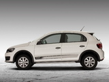 Pictures of Volkswagen Gol Track 2013