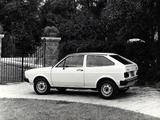 Volkswagen Gol 1980–86 images