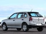 Volkswagen Gol Trend 2008–12 photos