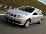 Volkswagen Gol Trend (V) 2008–12 pictures