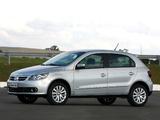 Volkswagen Gol Power (V) 2008 wallpapers