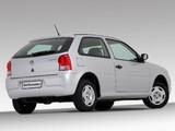 Volkswagen Gol Ecomotion 2010 pictures