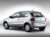 Volkswagen Gol BlueMotion 3-door 2012 images