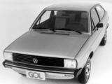 Volkswagen Gol 1980–86 wallpapers