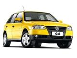 Volkswagen Gol Copa (IV) 2006 wallpapers