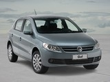 Volkswagen Gol Trend (V) 2008–12 wallpapers