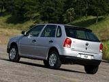 Volkswagen Gol Trend 2008–12 wallpapers
