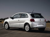 Volkswagen Gol BlueMotion 3-door 2012 wallpapers