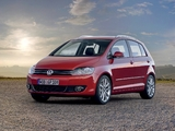 Images of Volkswagen Golf Plus 2009