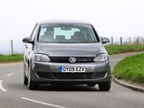 Images of Volkswagen Golf Plus UK-spec 2009