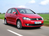 Photos of Volkswagen Golf Plus UK-spec 2009