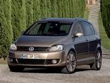 Pictures of Volkswagen Golf Plus 2009