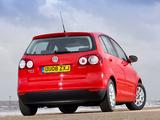 Volkswagen Golf Plus BlueMotion UK-spec 2005–09 photos