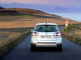Volkswagen CrossGolf 2006–09 pictures